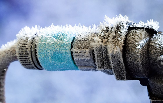 Frozen Pipe